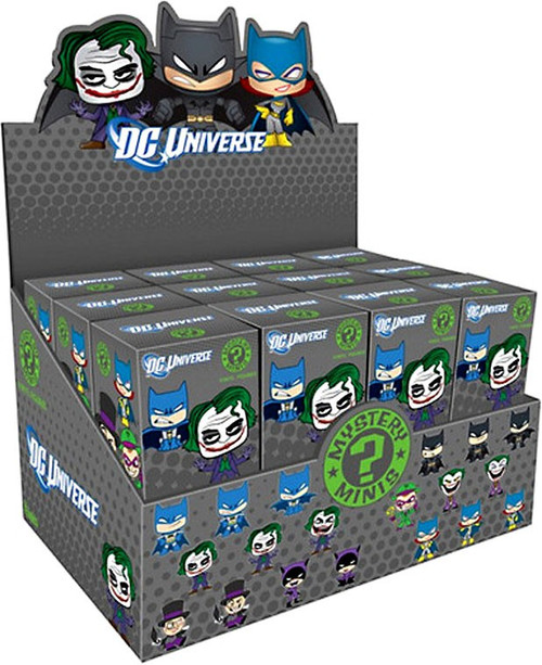 Funko DC Universe Mystery Minis Mini Figure Mystery Box Vinyl Figure [24 Packs]
