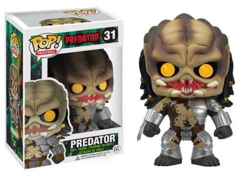 Funko POP! Movies Predator Vinyl Figure #31