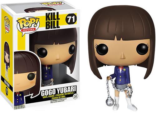 Kill Bill Funko POP! Movies Gogo Yubari Vinyl Figure #71