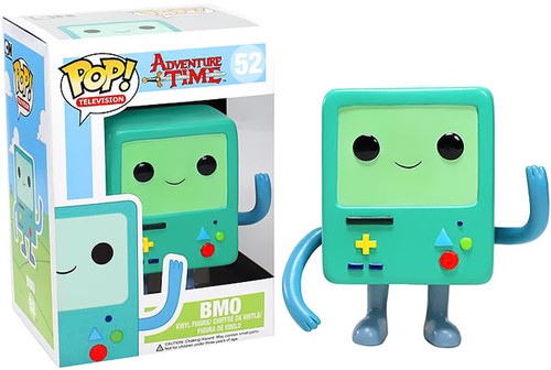 Adventure Time Funko POP! Television BMO Vinyl Figure #52