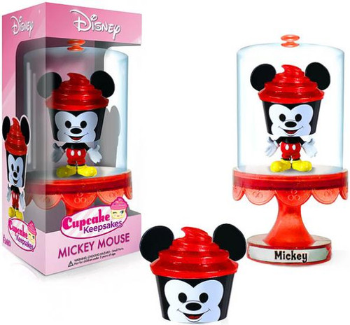 Funko Disney Cupcake Keepsakes Series 1 Mickey Mouse Mini Figure