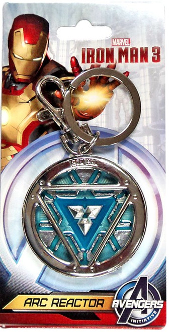 Funko Iron Man 3 Arc Reactor Keychain