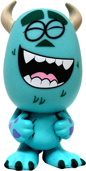 Funko Disney / Pixar Monsters Inc Mystery Minis Series 1 Sulley Vinyl Mini Figure [Laughing, Eyes Closed]