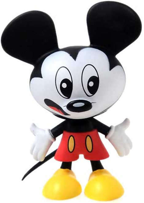 Funko Disney Mystery Minis Series 1 Mickey Mouse Vinyl Mini Figure [Eyes Looking Downward, Mouth Open]