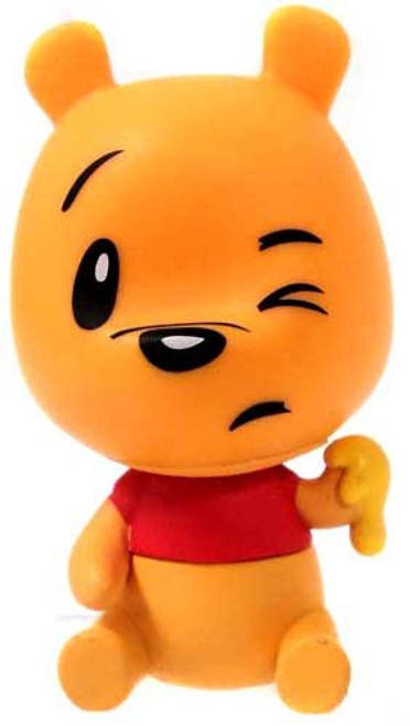 Funko Winnie the Pooh Vinyl Mini Figure [One Eye Open, Hand Full of Honey]