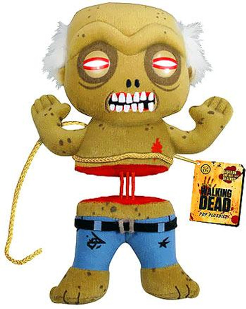 Walking Dead Funko 5 Inch Plushies Well Zombie Plush