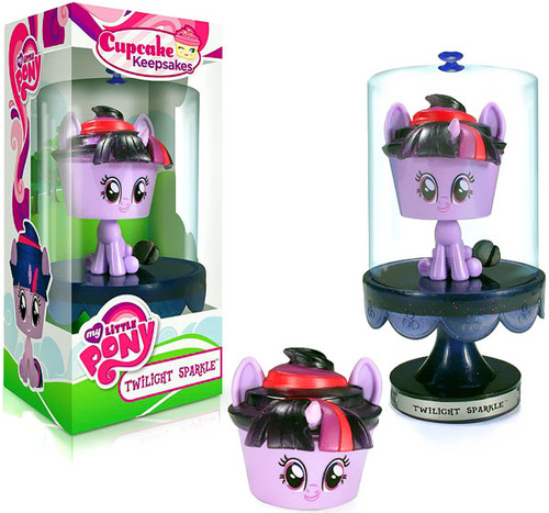 Funko My Little Pony Cupcake Keepsakes Twilight Sparkle Cupcake Keepsake
