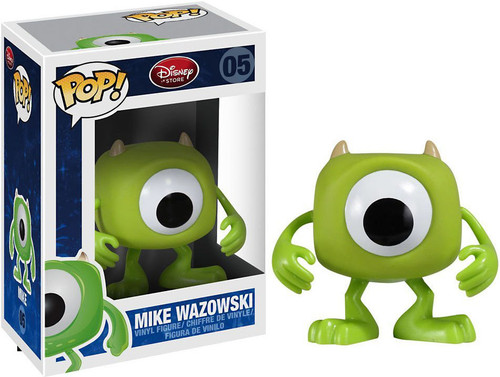 Disney / Pixar Monsters Inc Funko POP! Disney Mike Wazowski Vinyl Figure #05 [Monsters Inc]