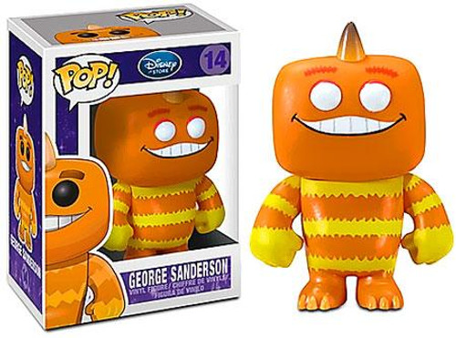 Disney / Pixar Monsters University Funko POP! Disney George Sanderson Vinyl Figure #14