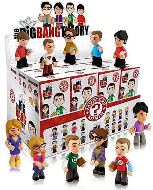 Funko The Big Bang Theory Mystery Minis 2.5-Inch Mystery Box [24 Packs]