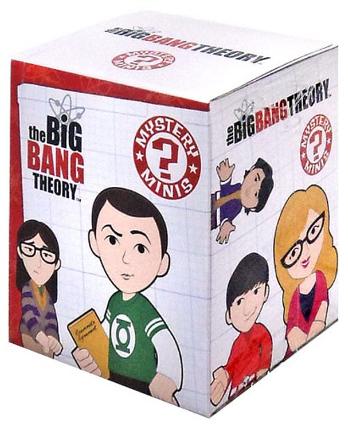 Funko The Big Bang Theory Mystery Minis 2.5-Inch Mystery Pack
