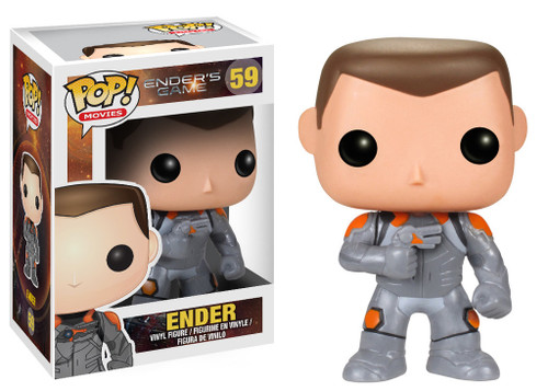 Ender's Game Funko POP! Movies Ender Vinyl Figure #59