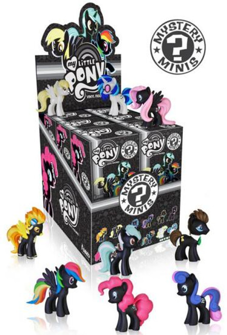 Funko My Little Pony Series 1 Mystery Minis 2.5-Inch Mystery Box [12 Packs]