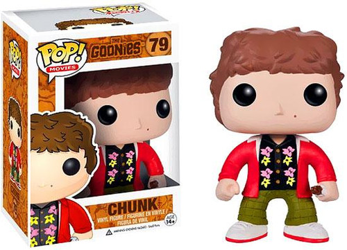 The Goonies Funko POP! Movies Chunk Vinyl Figure #79