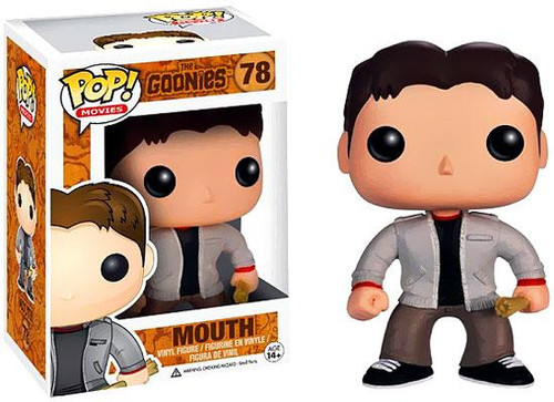 The Goonies Funko POP! Movies Mouth Vinyl Figure #78