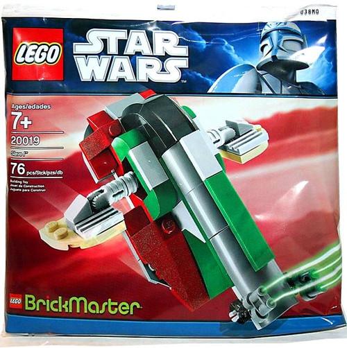 LEGO Star Wars BrickMaster Boba Fett Slave I Exclusive Mini Set #20019 [Bagged]