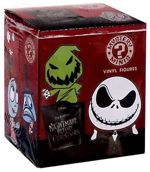 Funko The Nightmare Before Christmas Nightmare Before Christmas Series 1 Mystery Minis 2.5-Inch Mystery Pack