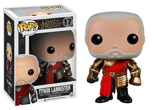Funko POP! Game of Thrones Tywin Lannister Vinyl Figure #17 [Gold Armor]