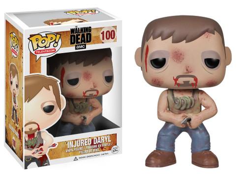 Walking Dead Funko POP! Television Injured Daryl Dixon Vinyl Figure #100