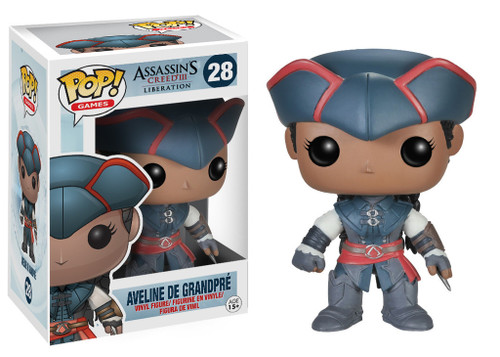 Assassin's Creed Funko POP! Games Aveline de Grandpre Vinyl Figure #28