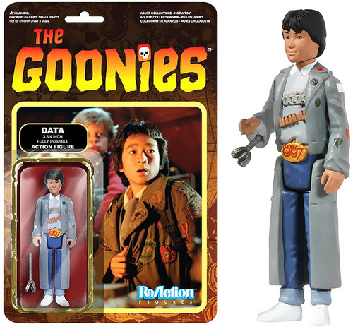 Funko The Goonies ReAction Data Action Figure