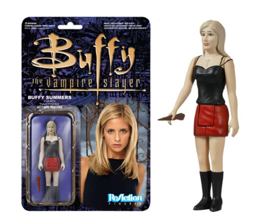 Funko Buffy The Vampire Slayer ReAction Buffy Summers Action Figure