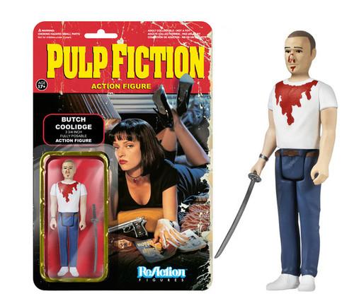 Funko Pulp Fiction ReAction Butch Coolidge Action Figure