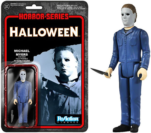 Funko Halloween ReAction Michael Myers Action Figure