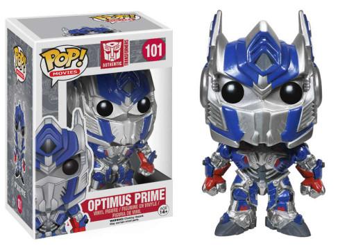 Transformers Age of Extinction Funko POP! Movies Optimus Prime Vinyl Figure #101 [Movie Version]