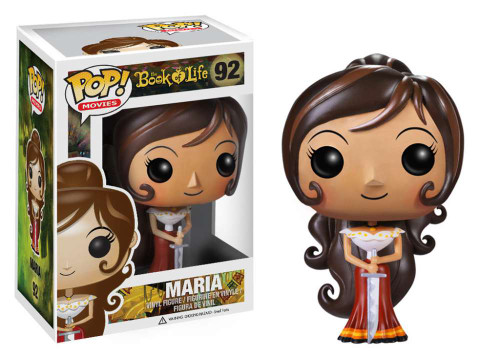 The Book of Life Funko POP! Movies Maria Vinyl Figure #92