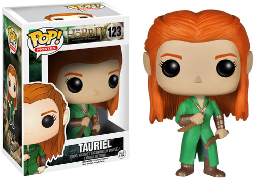 The Hobbit The Desolation of Smaug Funko POP! Movies Tauriel Vinyl Figure #123