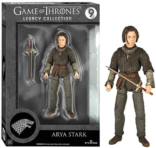 Funko Game of Thrones Legacy Collection Series 2 Arya Stark Action Figure