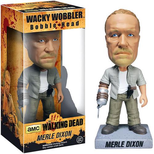 Funko Walking Dead Wacky Wobbler Merle Dixon Bobble Head