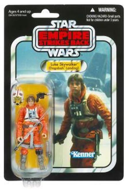 Star Wars The Empire Strikes Back Vintage Collection 2011 Luke Skywalker Action Figure #44 [Dagobah Landing]
