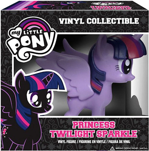 Funko My Little Pony Vinyl Collectibles Princess Twilight Sparkle Vinyl Figure