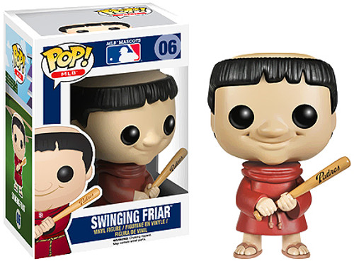 Major League Baseball Funko POP! Sports Swinging Friar Vinyl Figure #6