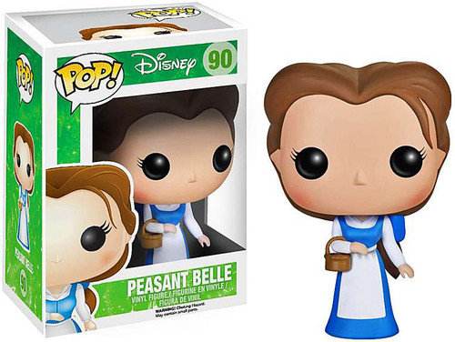 Beauty and the Beast Funko POP! Disney Peasant Belle Vinyl Figure #90