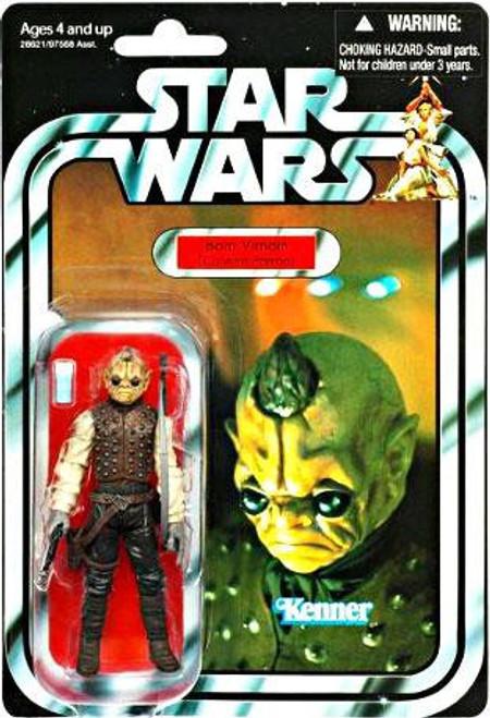 Star Wars A New Hope Vintage Collection 2011 Bom Vimdin Action Figure #53 [Cantina Patron]