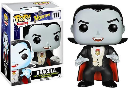 Universal Monsters Funko POP! Movies Dracula Vinyl Figure #111