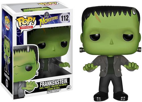 Universal Monsters Funko POP! Movies Frankenstein Vinyl Figure #112