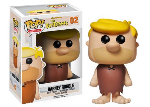 Hanna-Barbera The Flintstones Funko POP! Movies Barney Rubble Vinyl Figure #02