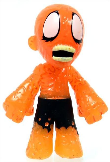 Funko Walking Dead Mystery Minis Series 2 Charred Walker Mystery Minifigure [Orange Loose]