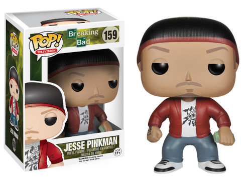 Breaking Bad Funko POP! Television Jesse Pinkman Vinyl Figure #159 [Red Shirt]