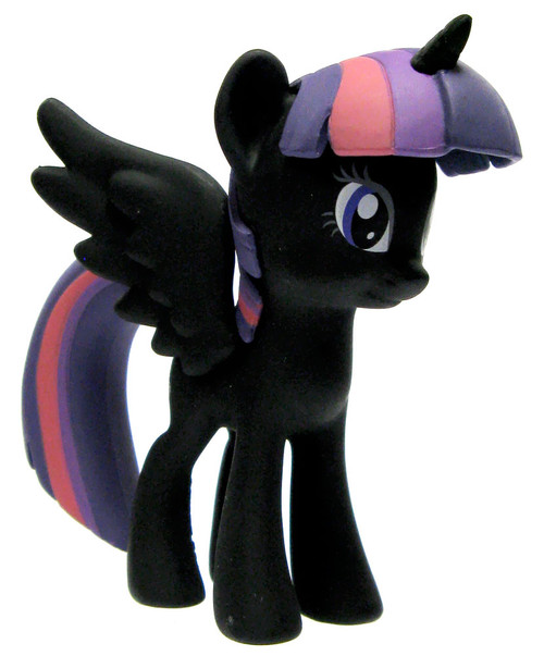 Funko My Little Pony Mystery Minis Series 2 Princess Twilight Sparkle 2.5-Inch Mini Figure [Black Paint Loose]