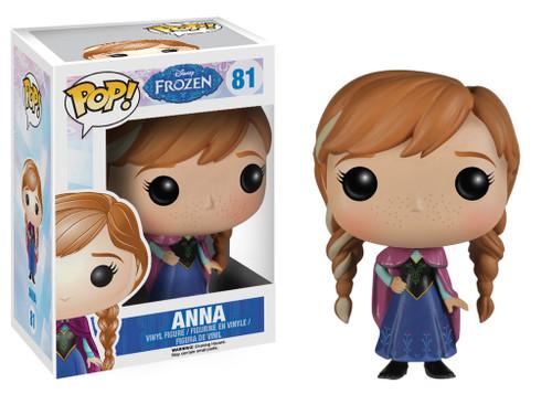 Disney Frozen Funko POP! Movies Anna Vinyl Figure #81