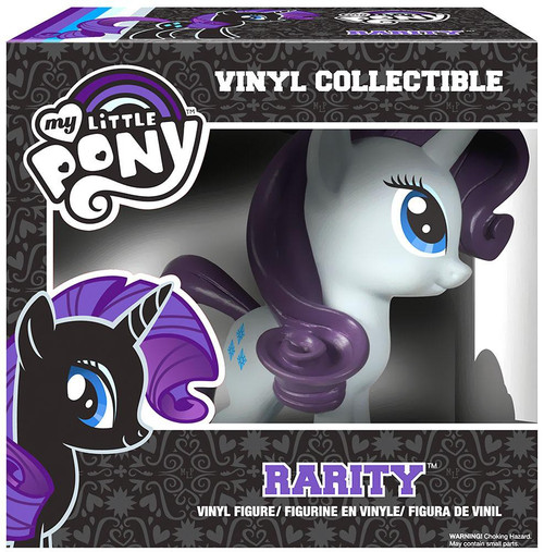 Funko My Little Pony Rarity Vinyl Figure