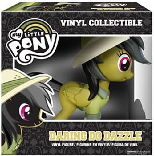 Funko My Little Pony Daring Do Dazzle Vinyl Figure