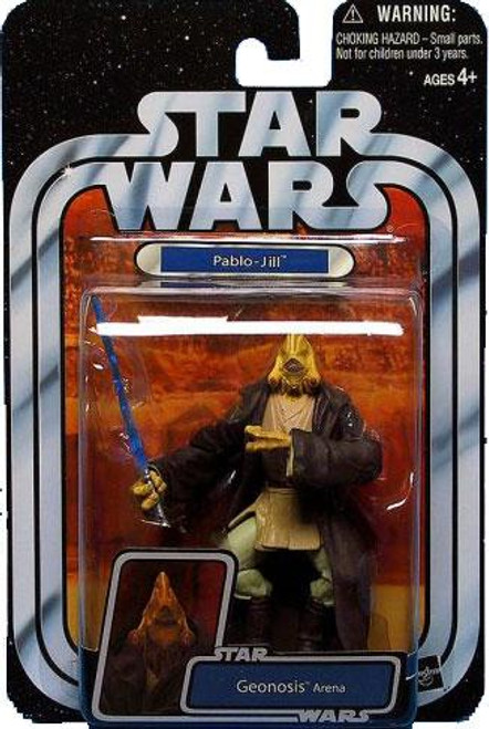 Star Wars Attack of the Clones Transitional 2004 Pablo Jill Action Figure [Geonosis Arena]