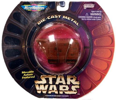 Star Wars A New Hope Micro Machines Sandcrawler Diecast Vehicle