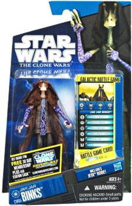 Star Wars The Clone Wars Clone Wars 2011 Jar Jar Binks Action Figure CW65